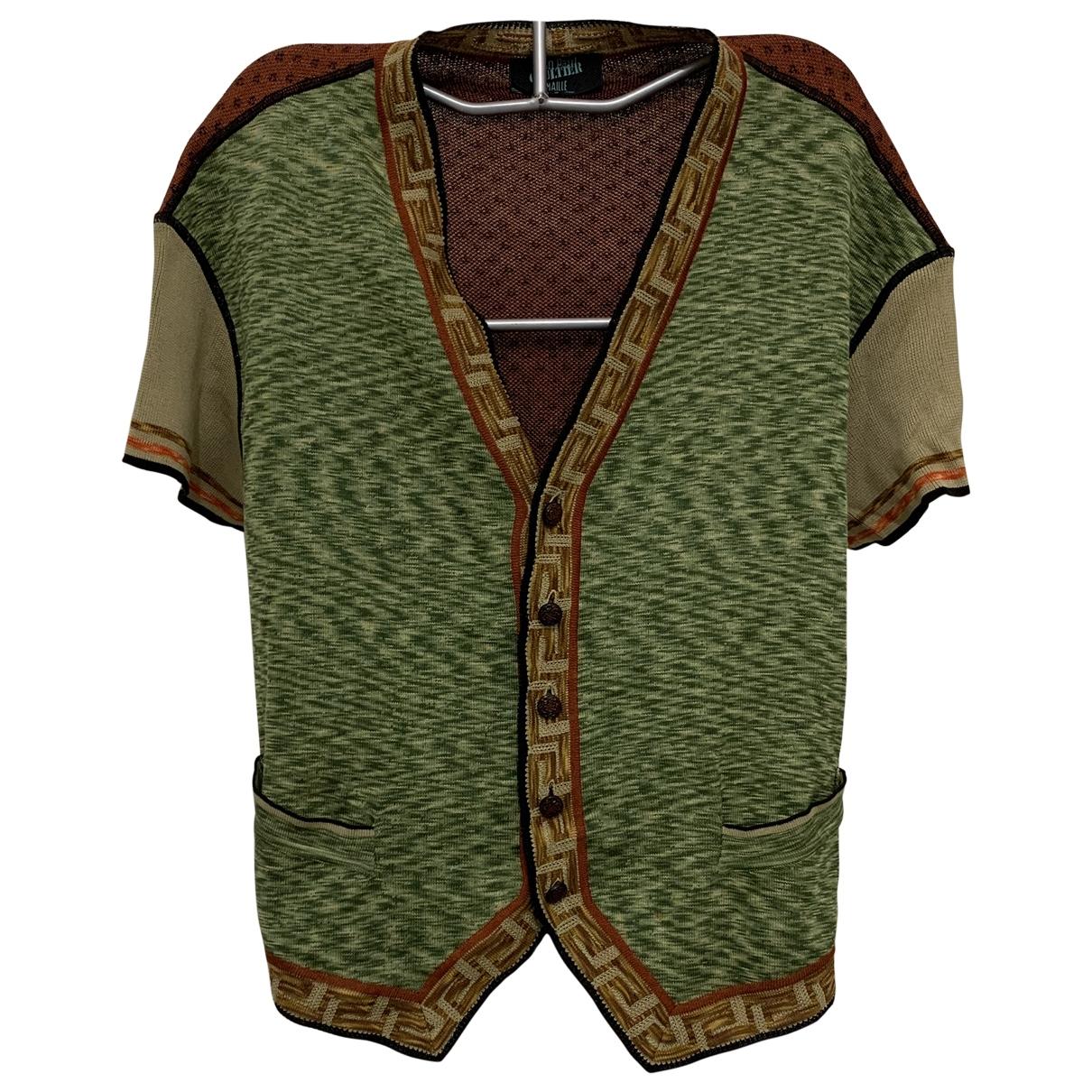 Jean Paul Gaultier \N Multicolour Cotton Knitwear for Women 40 FR