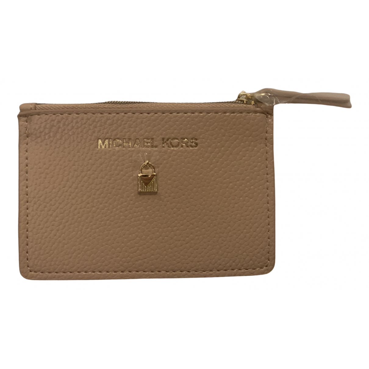 Michael Kors N Pink Leather Purses, wallet & cases for Women N