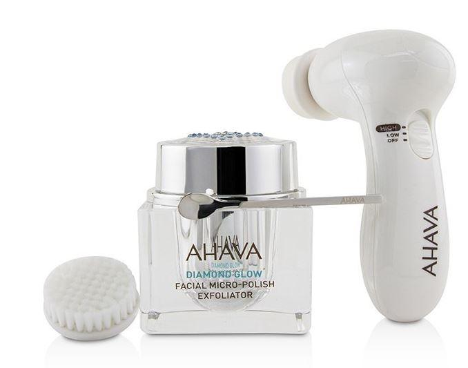 Diamond Glow Facial Micro-polish Exfoliator