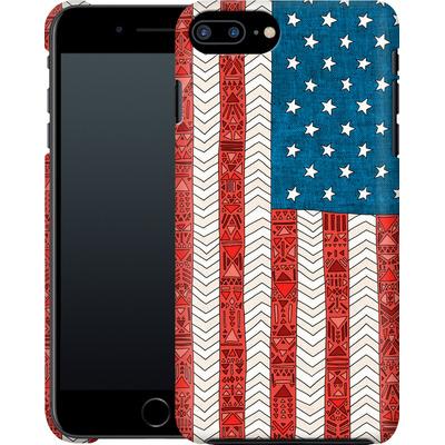 Apple iPhone 7 Plus Smartphone Huelle - USA von Bianca Green