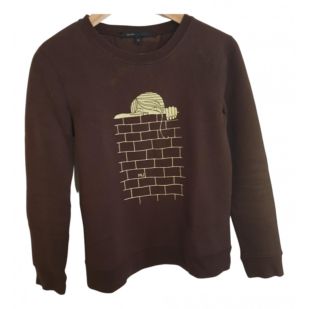 Marc Jacobs \N Brown Cotton Knitwear for Women S International