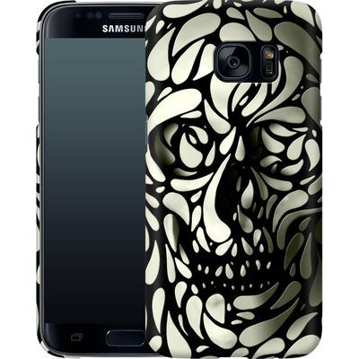 Samsung Galaxy S7 Smartphone Huelle - Skull von Ali Gulec