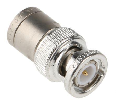 Lemo Straight 50Ω RF Adapter BNC Socket to NIM-CAMAC CD/N 549 Plug