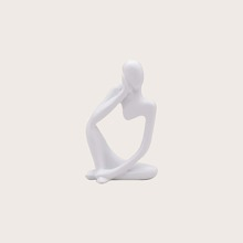 Abstract Figure Design Decoration