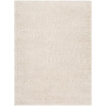 Deluxe Shag DXS-2301 9' x 12' Rectangle Modern Rug in