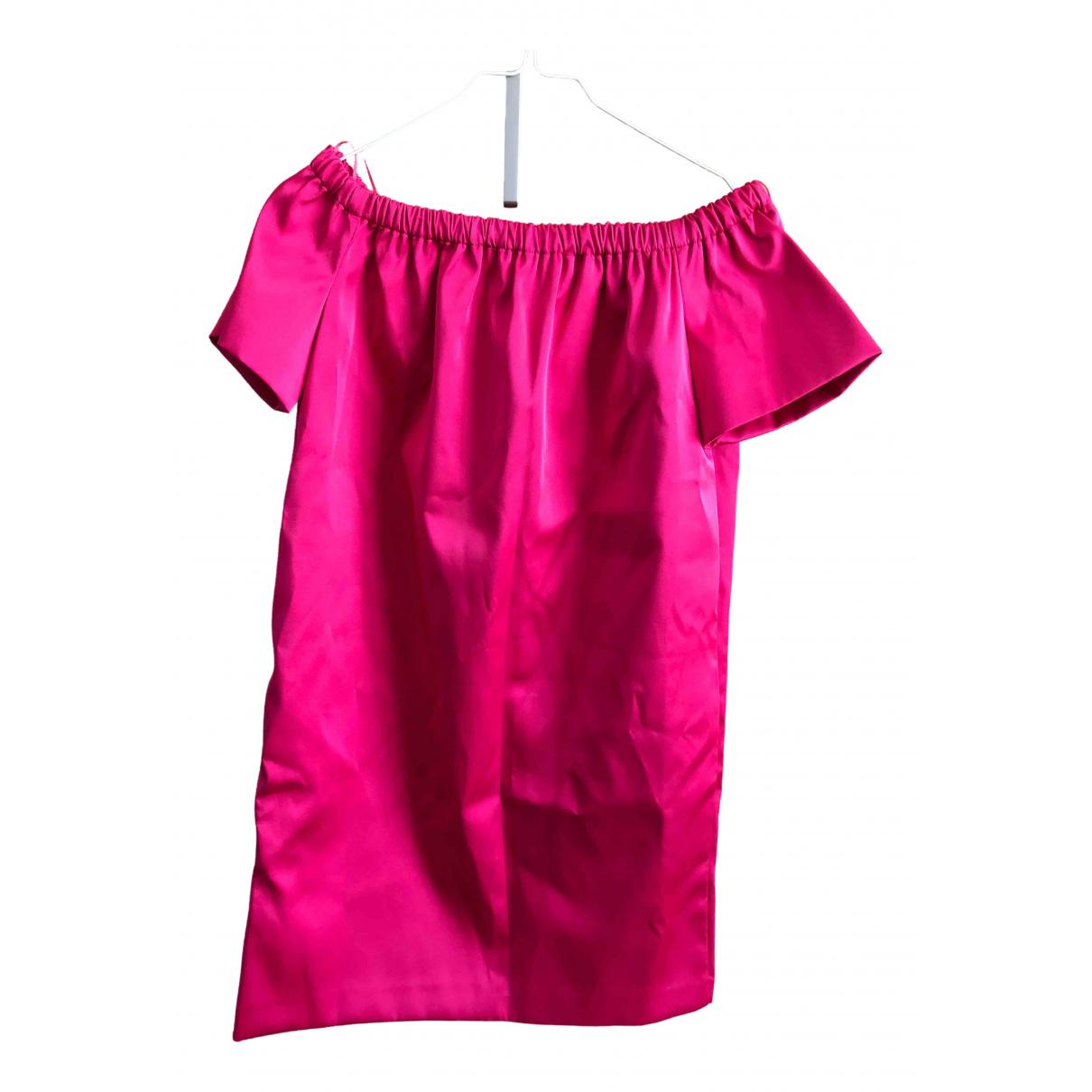 Maje \N Pink dress for Women 36 FR
