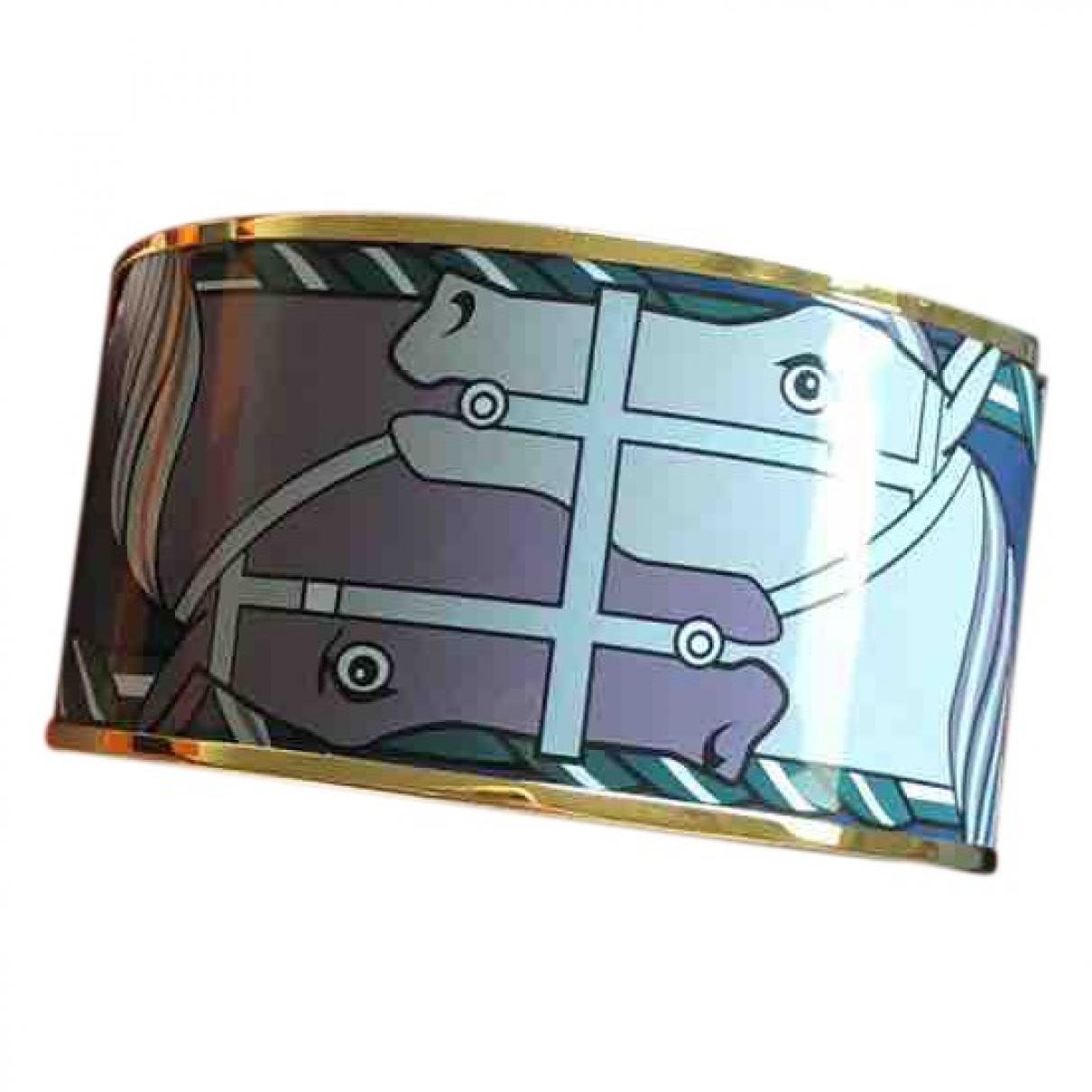 Hermes - Bracelet Bracelet Email pour femme en ceramique - multicolore