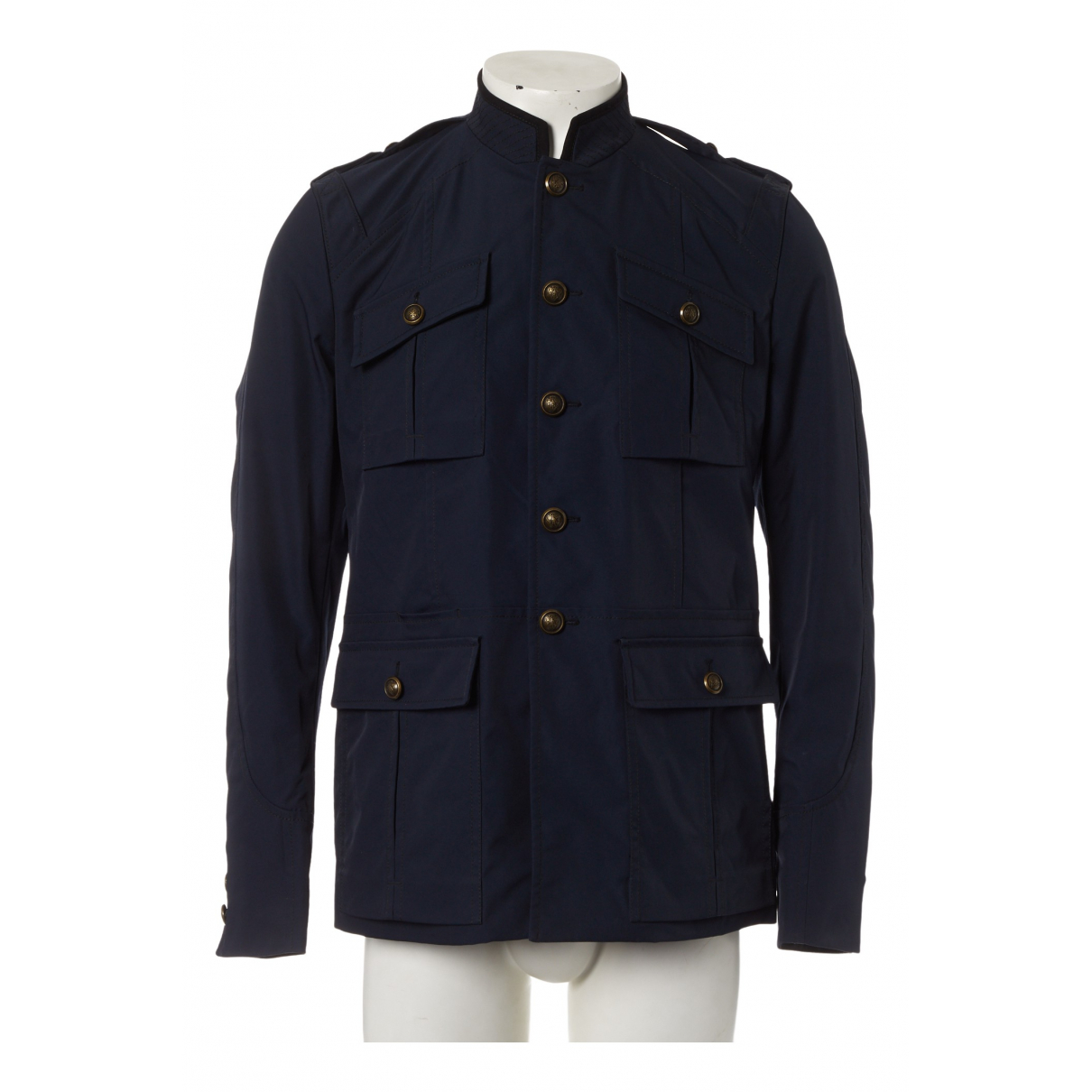 Gucci N Navy coat  for Men 50 IT