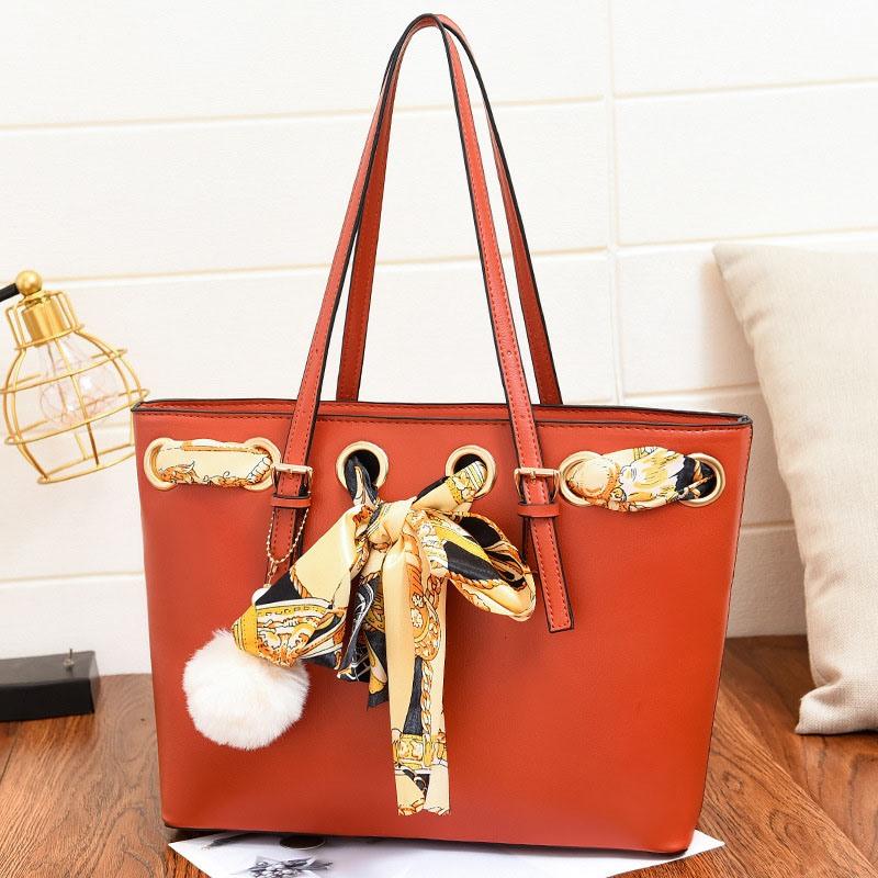 Ericdress Thread PU Rectangle Shoulder Bags