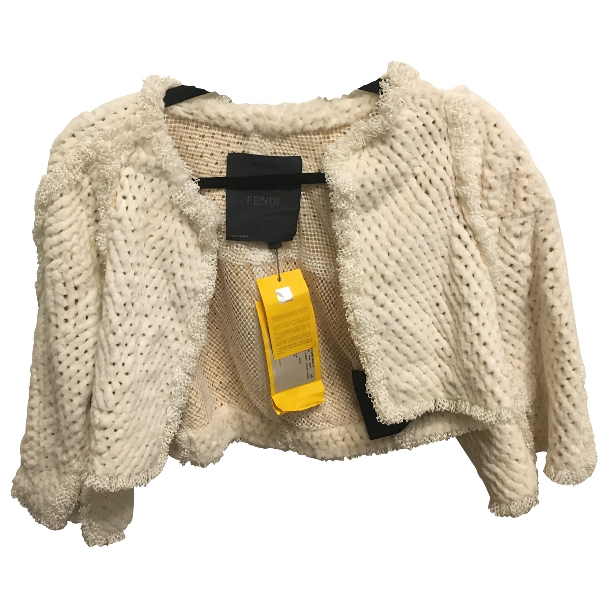 Fendi \N White Rabbit jacket for Women 40 IT