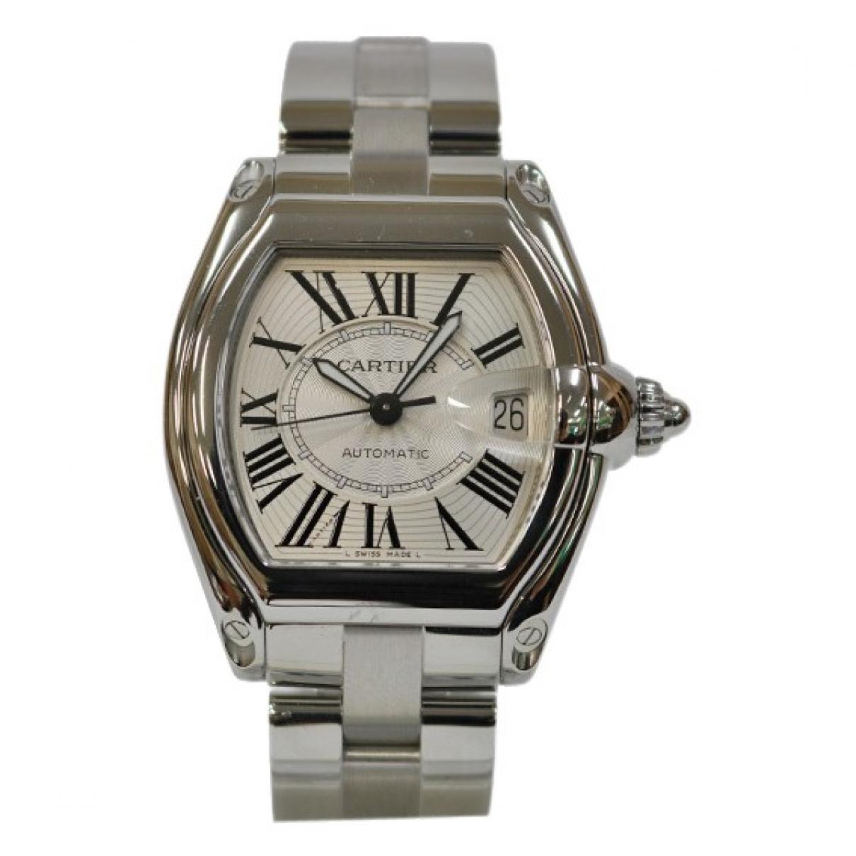 Relojes Roadster Cartier