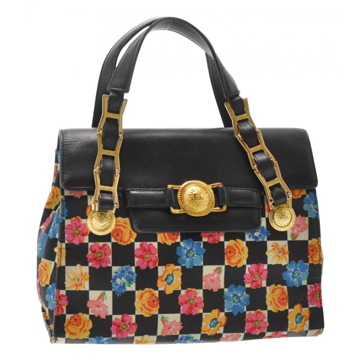 Versace \N Handtasche in  Bunt Synthetik