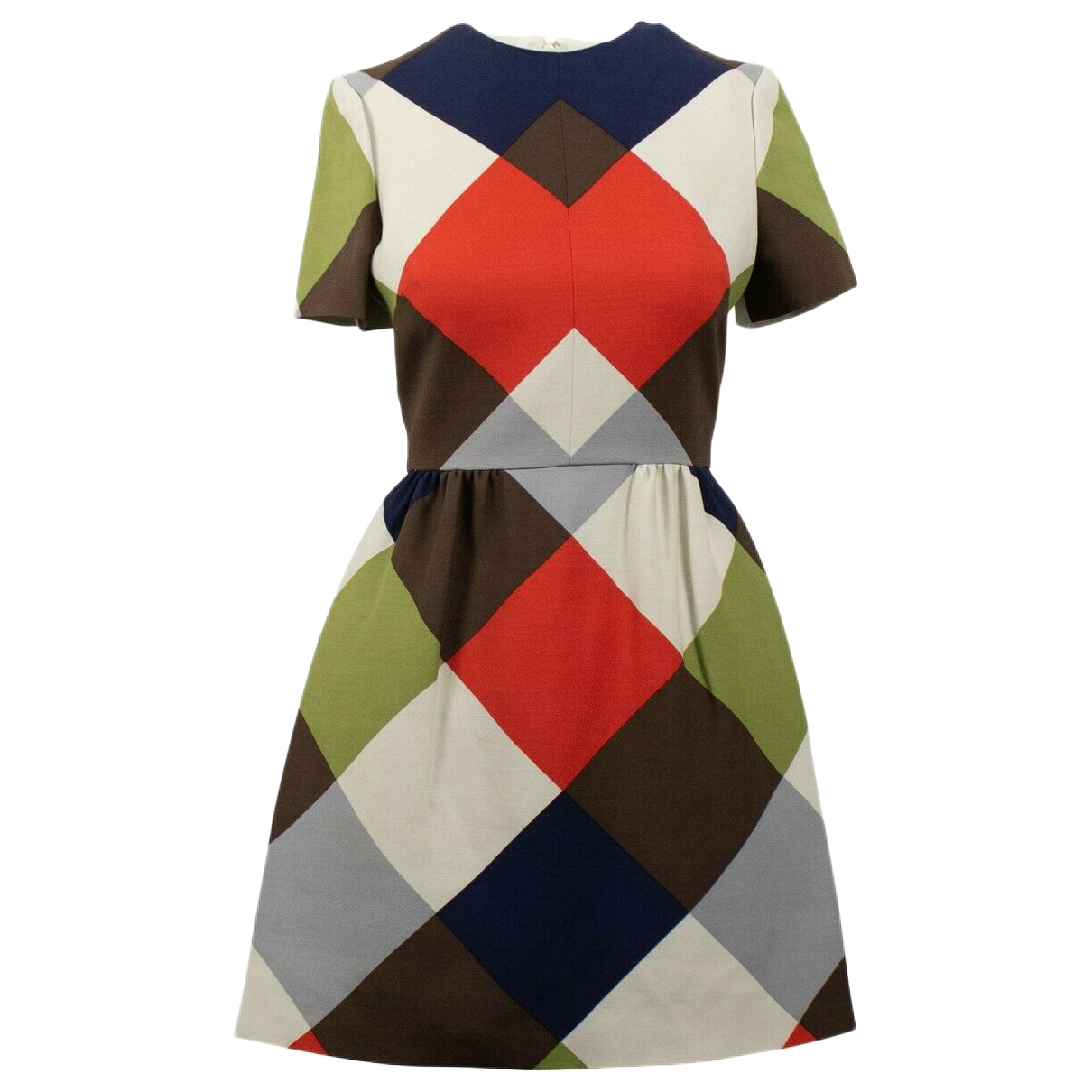 Valentino Garavani \N Multicolour Wool dress for Women 8 US