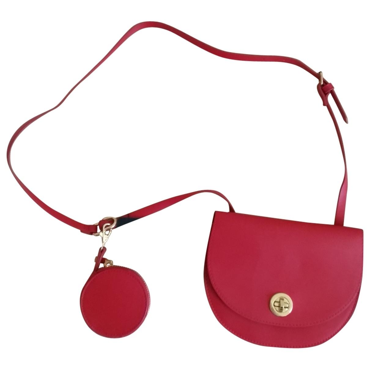 Zara \N Red Clutch bag for Women \N