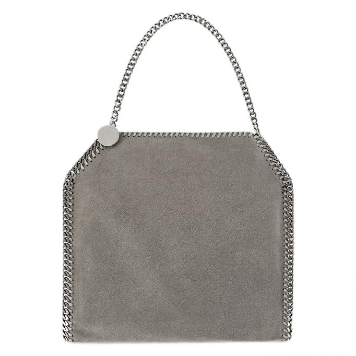 Stella Mccartney - Sac a main Falabella pour femme - gris