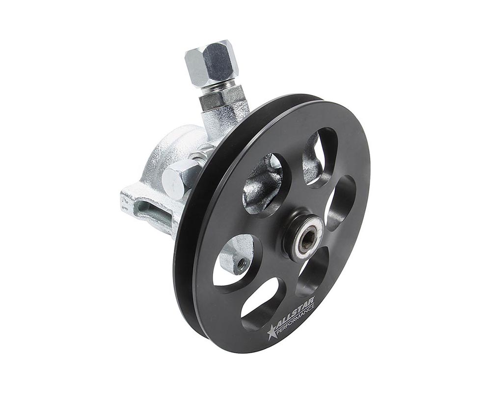 Allstar Performance ALL48252 Power Steering Pump with 1/2in Wide Pulley ALL48252