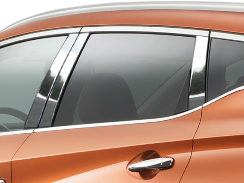 Quality Automotive Accessories Pillar Post Trim Nissan Murano 15-18