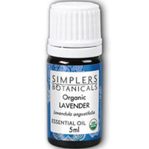 Organic Lavender 15 ml by Simplers Botanicals(Zand)