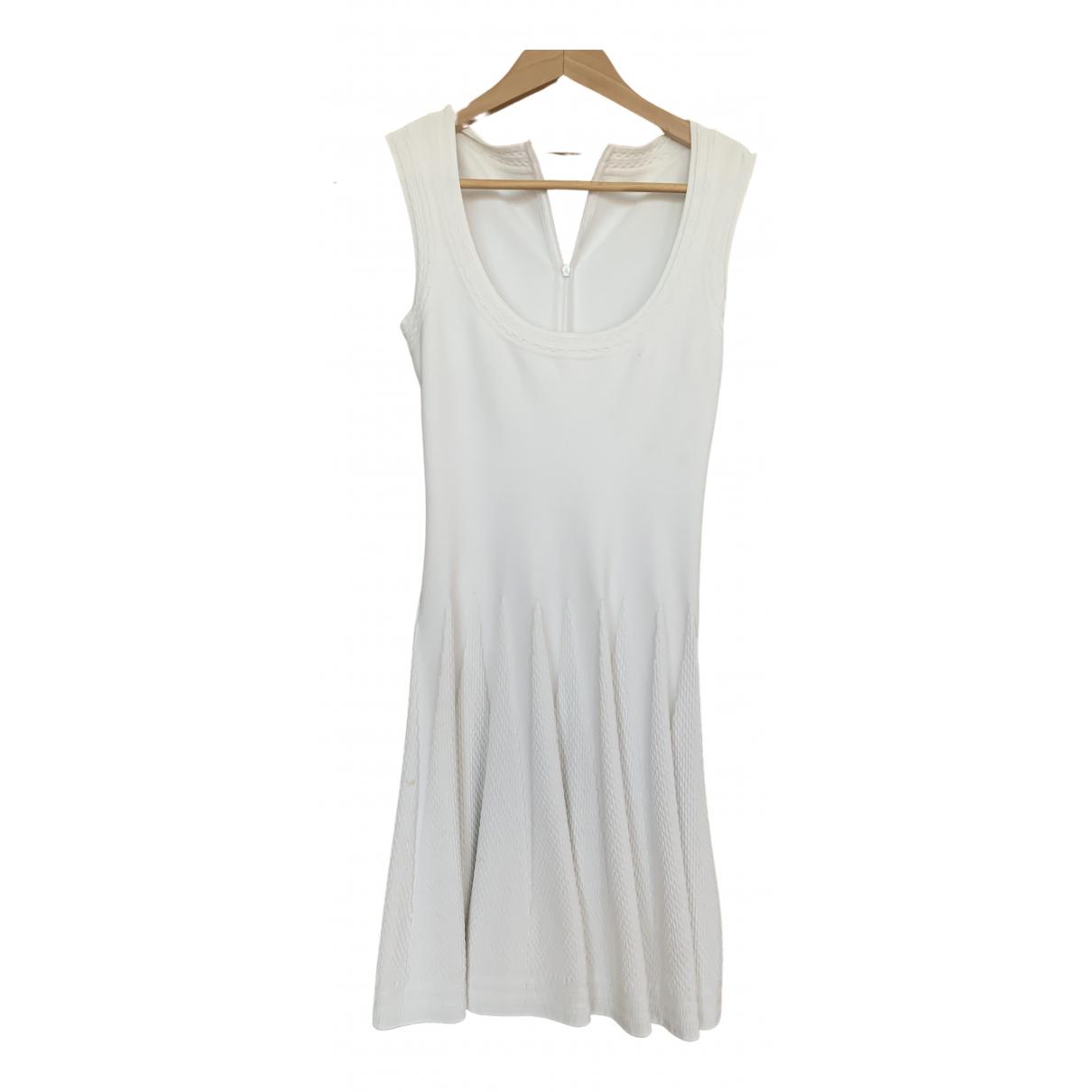 Alaïa \N White dress for Women S International