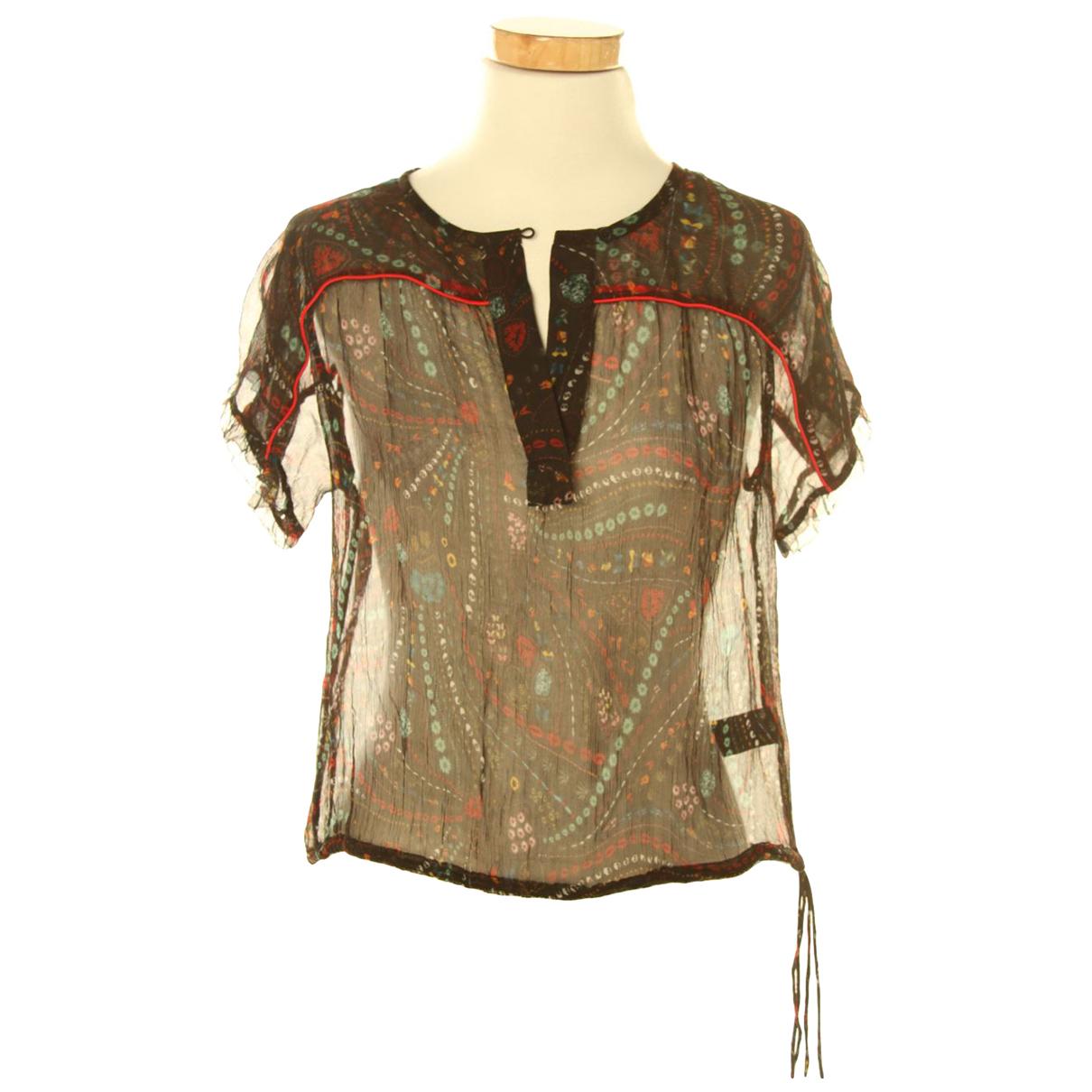 Zadig & Voltaire N Multicolour Silk  top for Women XS International