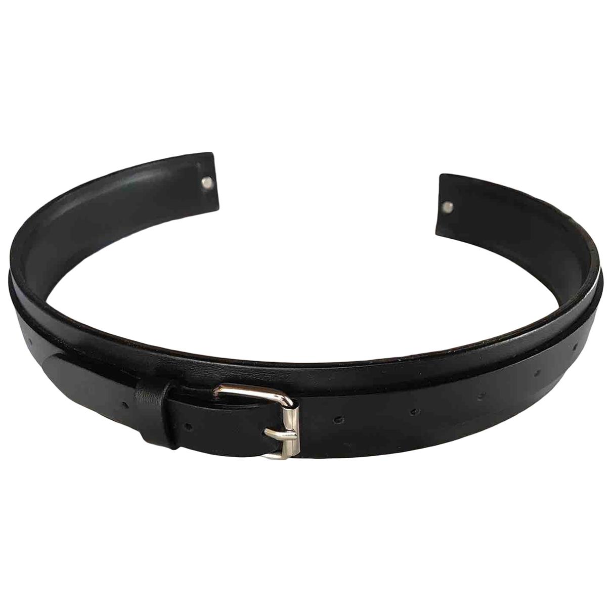 Cinturon de Cuero Mm6