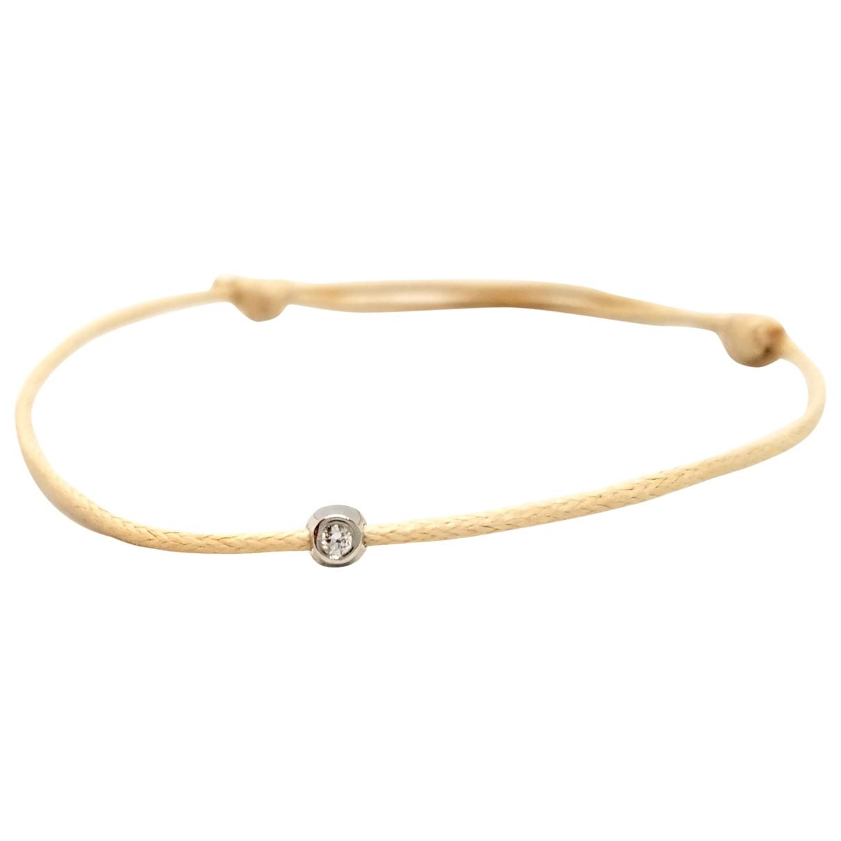Autre Marque \N Pink Pink gold bracelet for Women \N
