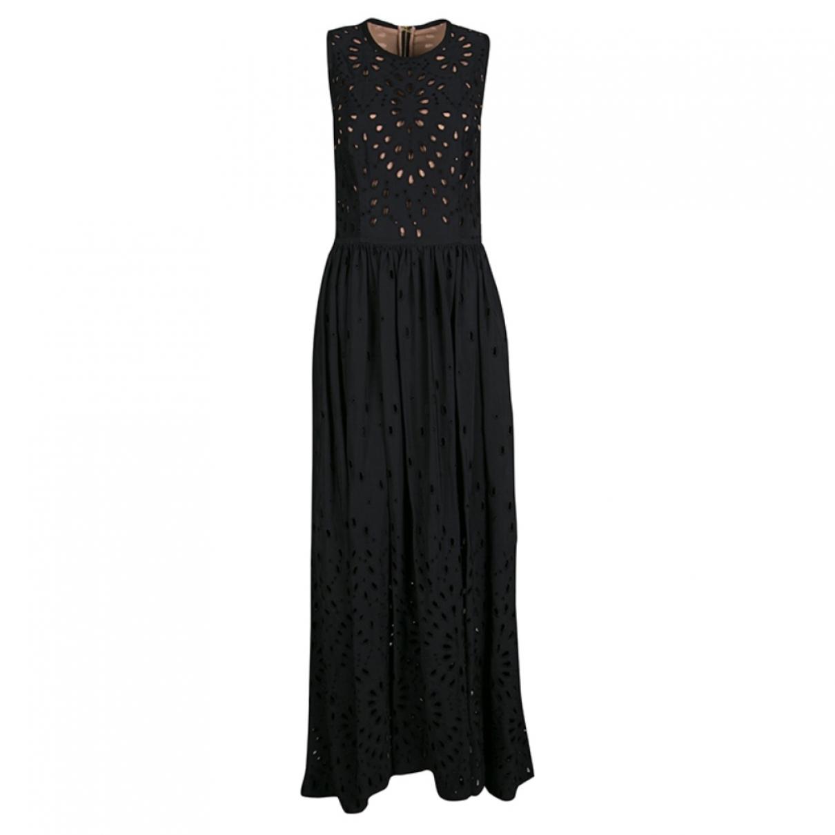 Maxi vestido de Seda Elie Saab