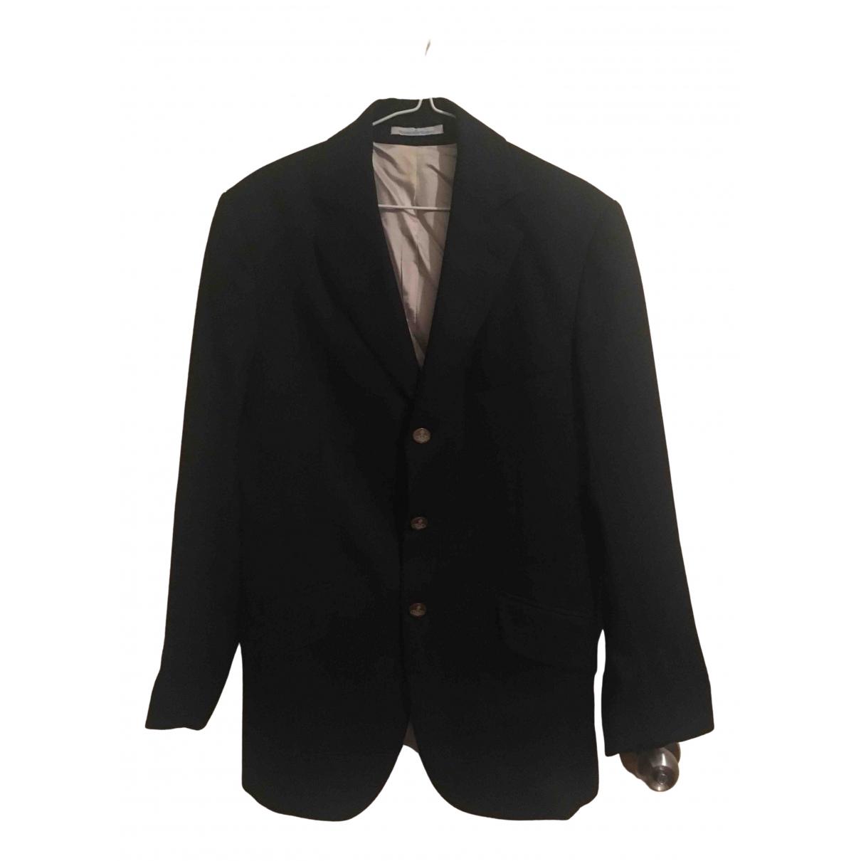Vivienne Westwood - Vestes.Blousons   pour homme en laine - noir