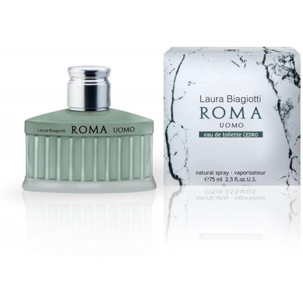Roma Uomo Cedro - Laura Biagiotti Eau de toilette en espray 75 ML