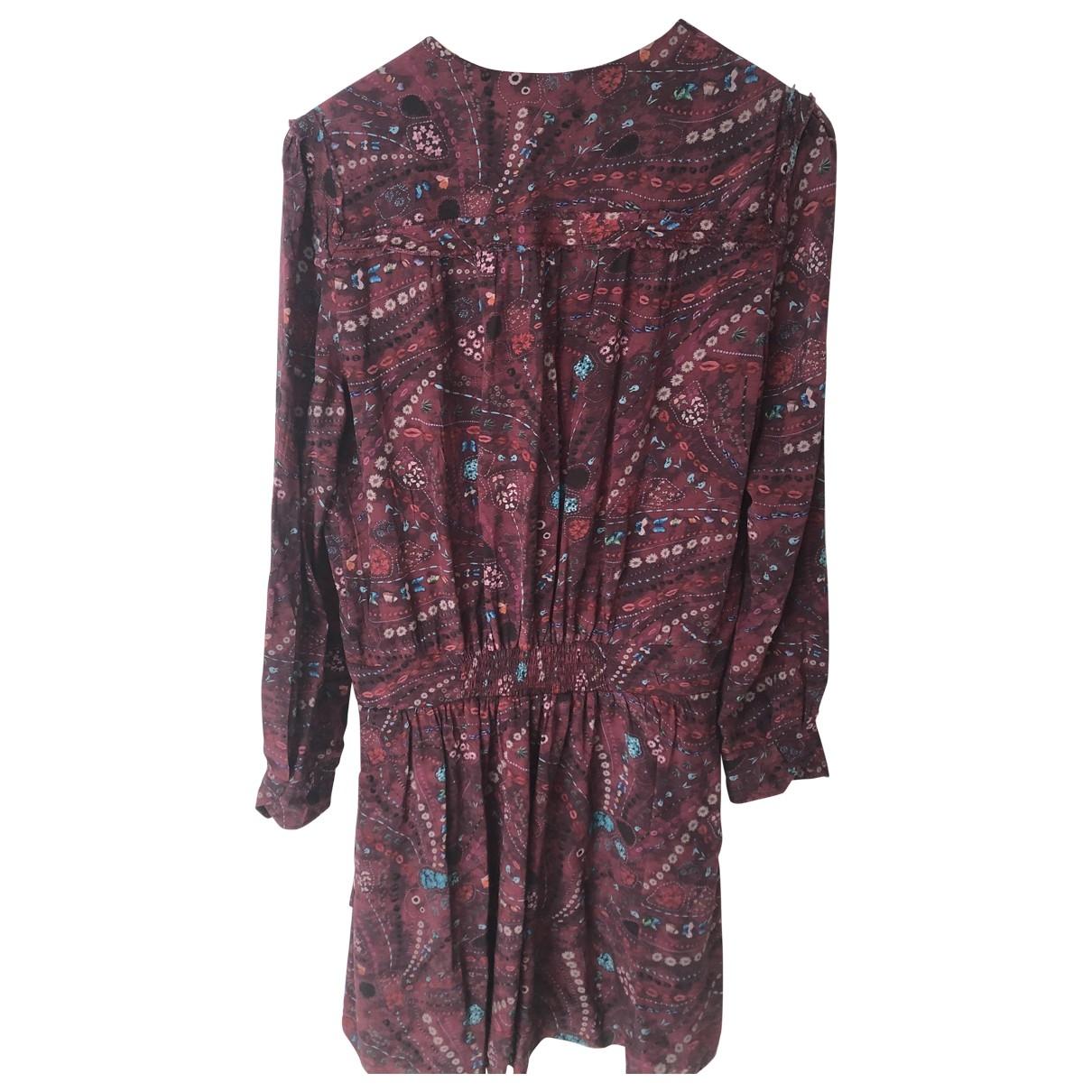 Zadig & Voltaire \N Kleid in  Bunt Baumwolle
