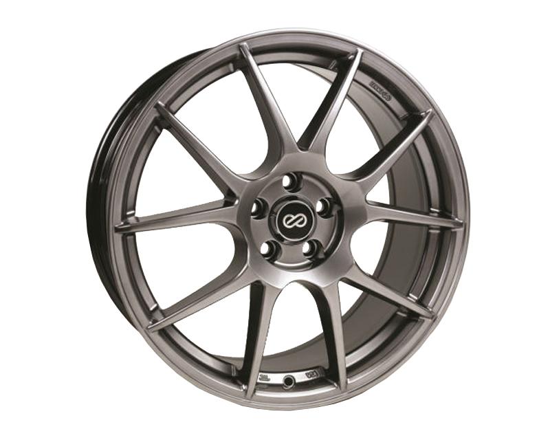 Enkei YS5 Wheel Performance Series Hyper Black 17x7.5 5x114.3 40mm