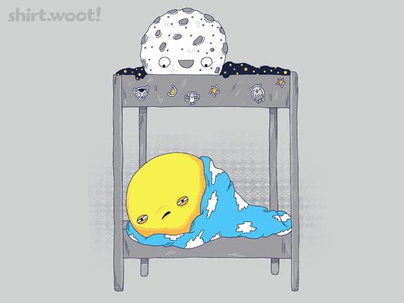 Sun Bed T Shirt