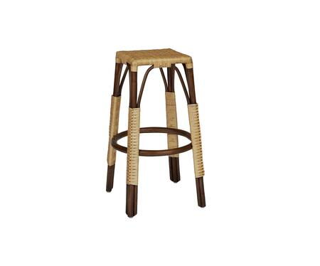 A110-42D Scout Bar Stool  in Chocolate and