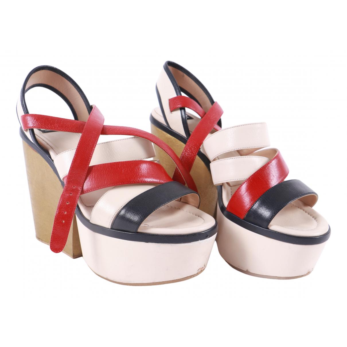 Dolce & Gabbana \N Pumps in  Bunt Leder