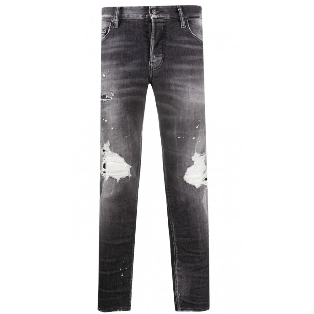 Dsquared2 Skater Jean Colour: BLACK, Size: 30 30