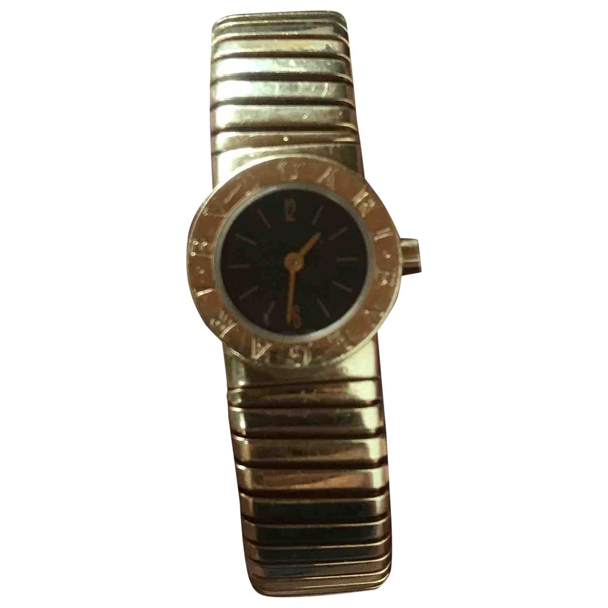 Bvlgari Serpenti Uhr in  Gold Gelbgold