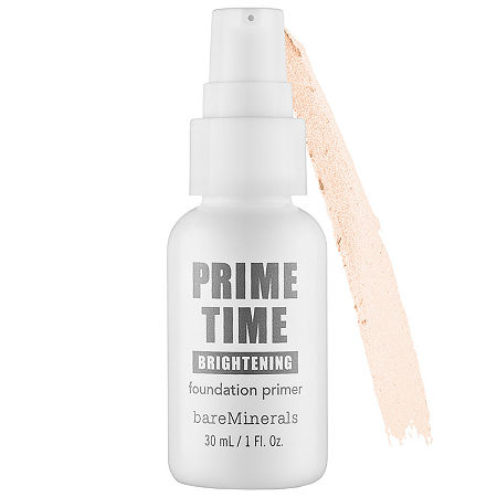 bareMinerals Prime Time Foundation Primer - Brightening, One Size , No Color Family