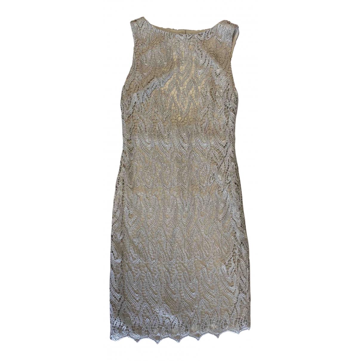 Alice & Olivia \N Metallic dress for Women 1 US