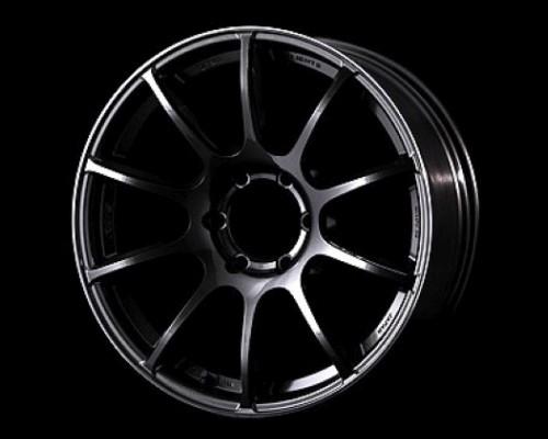 GramLights WGTXW00LH8 57Trans-X Wheel 18x9 5x150 0mm Super Dark Gunmetal/Rim Edge DC