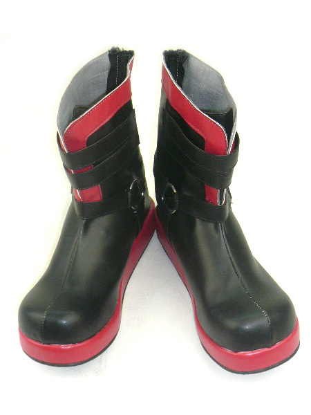 Milanoo Fullmetal Alchemist Edward Elric Cosplay Shoes Halloween