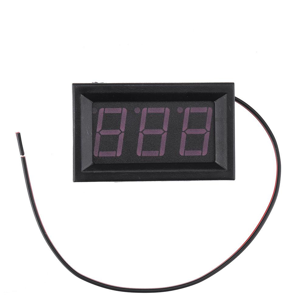 Voltage Tester For Stirling Engine Spare Parts Panel Amp Volt Voltage Current 1.77