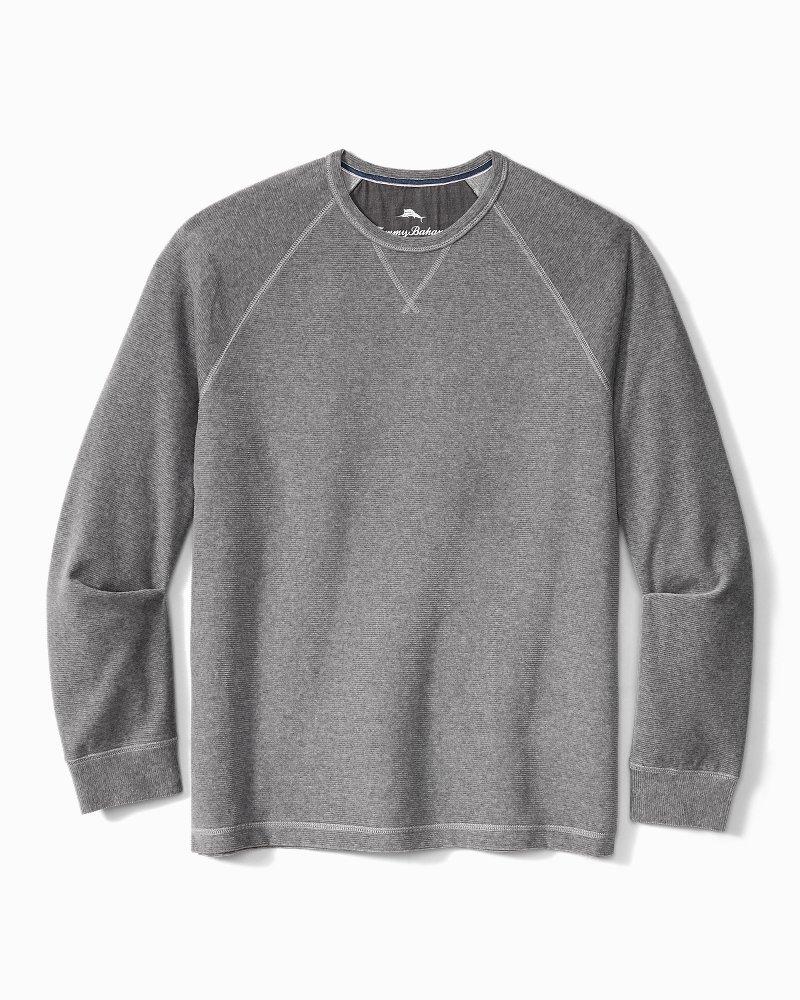 Stone Crest Long-Sleeve Crew Shirt