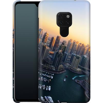 Huawei Mate 20 Smartphone Huelle - Dubai Skyline von Omid Scheybani