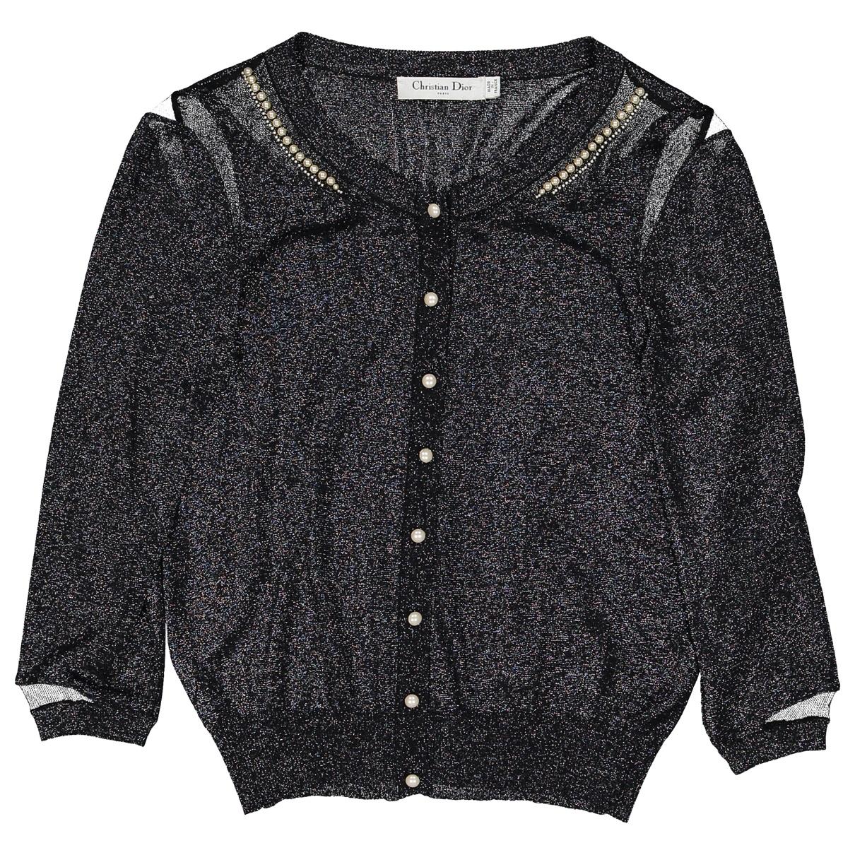 Dior \N Black Knitwear for Women 36 FR