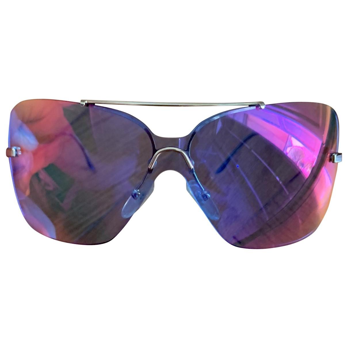 Dior Color Quake 1 Gold Metal Sunglasses for Women \N