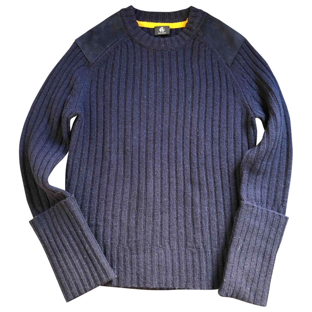 Paul Smith \N Blue Wool Knitwear for Women S International