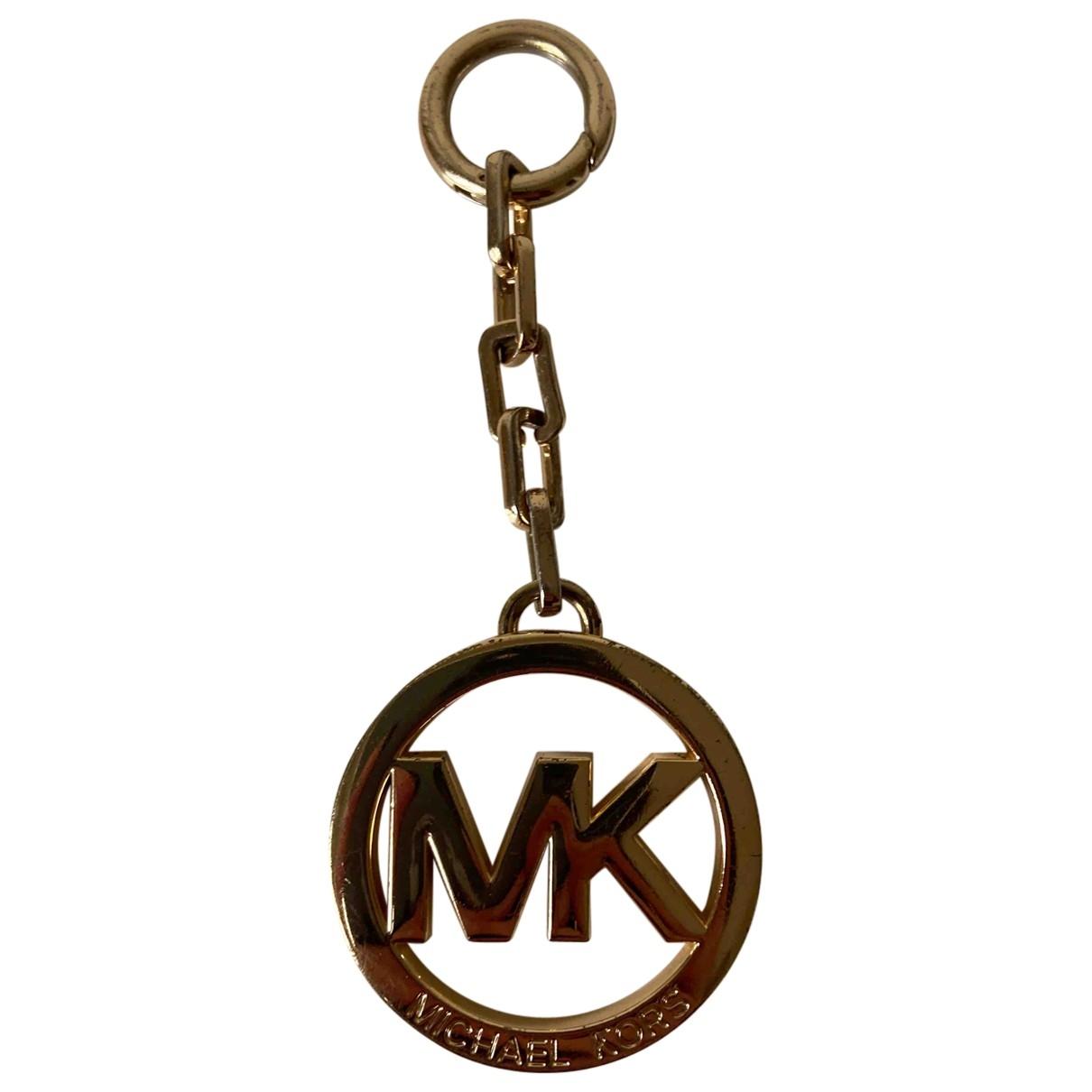 Michael Kors \N Taschenschmuck in  Gold Metall
