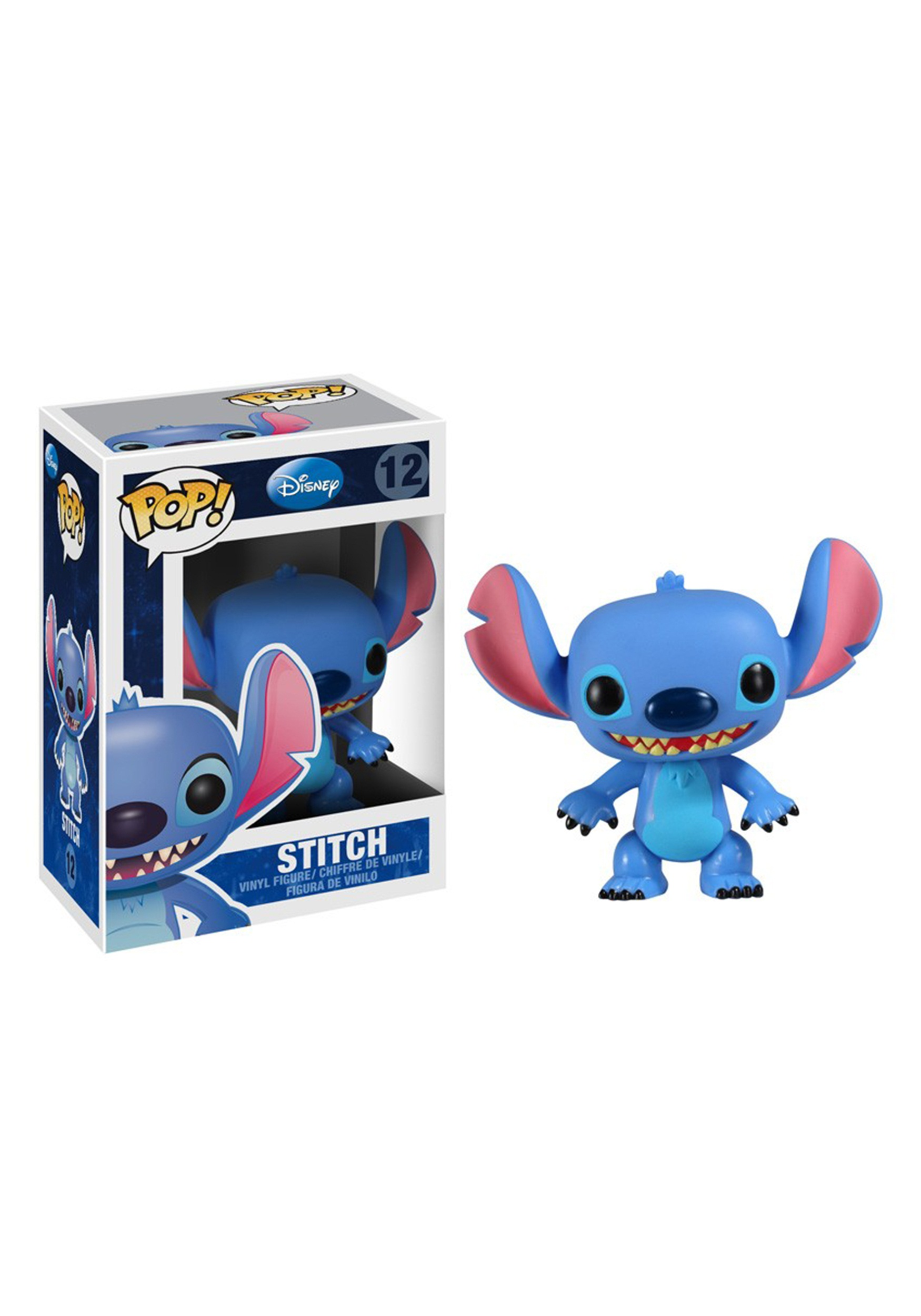 Disney Stitch Vinyl Figure POP!
