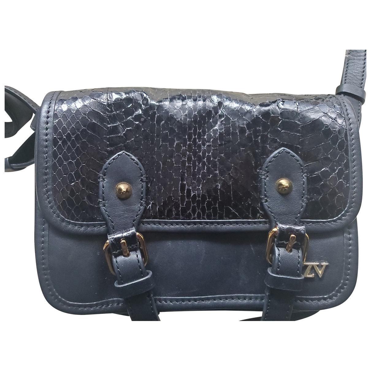 Zadig & Voltaire \N Handtasche in  Schwarz Leder