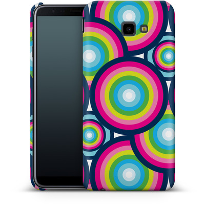 Samsung Galaxy J4 Plus Smartphone Huelle - Psyched von Khristian Howell